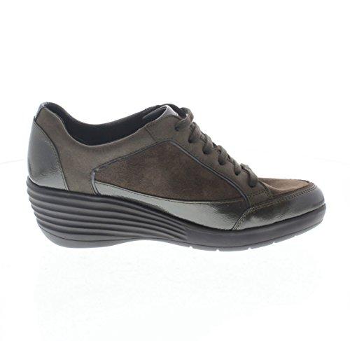 Lacci scarpe per donna, colore Marrone , marca STONEFLY, modello Lacci Scarpe Per Donna STONEFLY EBONY 4 Marrone marrone - M58
