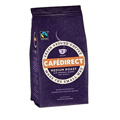 Cafe Direct Medium Roast Filter Coffee 60g Sachet Ref FCR0008 Pack 45 107329