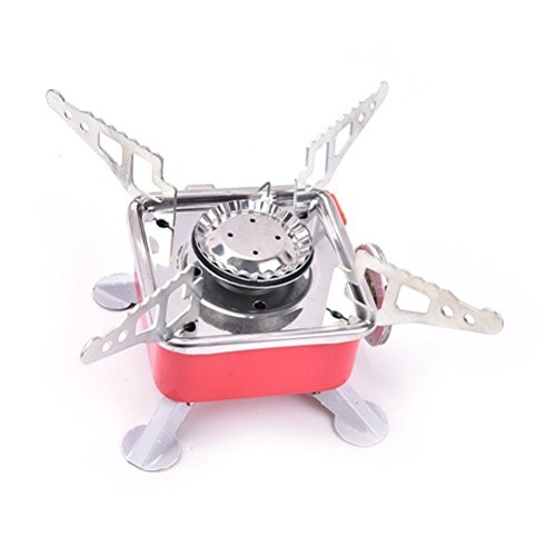 Shopping Tadka Gas Stove Camping Stove Folding Furnace Outdoor Stove Picnic Cooking Gas-Burners