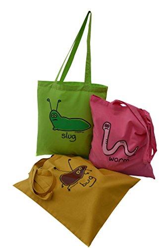 confezione-da-3-borse-della-spesa-slug-bug-worm