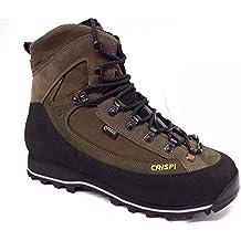 CRISPI Summit GTX Almond Goretex Cf7900 Suede Scarponi Caccia Trekking Uomo 2a78df22c93