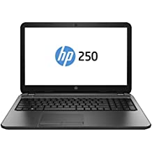 "HP W4N01EA Ultrabook 15,6"" Gris/Argent - Intel Core_i3, 4 Go de RAM, 550 Go, HD Graphics 5500, Windows 10 Home, graveur de DVD"