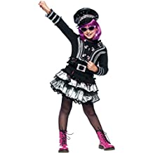 COSTUME ROBE CARNAVAL LADY GAGA fancy dress halloween cosplay veneziano party 50732 Size 7/S