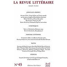 La Revue Littéraire n° 45