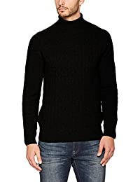 Wrangler Cable Rollneck, chandail Homme