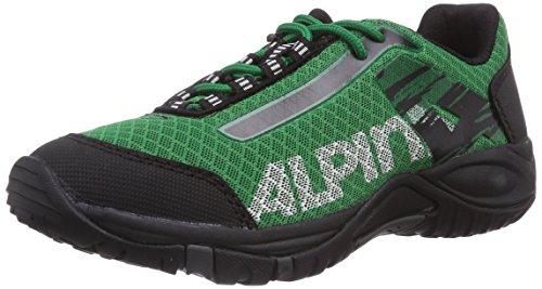 alpina Unisex-Erwachsene 680318 Trekking- & Wanderschuhe Grün (Green) 43 EU