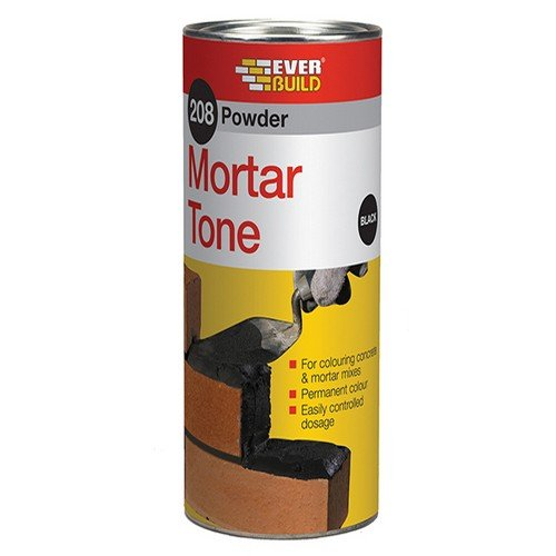EVERBUILD Powder Mortar Tone Brown 1kg 208