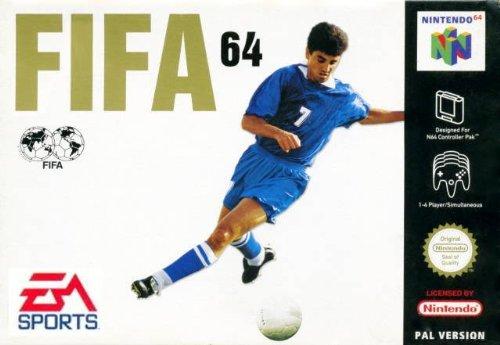 FIFA 64 (N64) lose