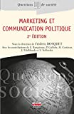 Marketing et communication politique