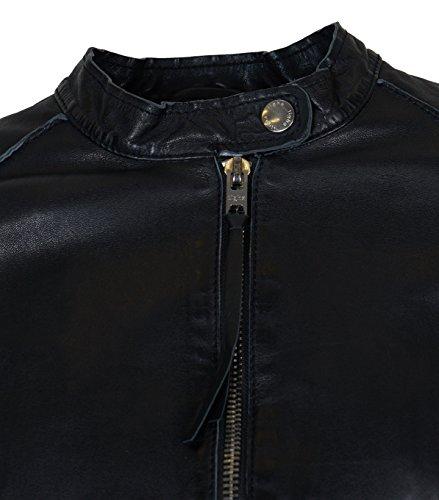 TIGHA Lederjacke Dakota in Schwarz – black, L black S - 3