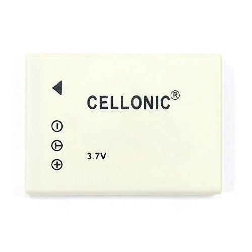 CELLONIC® Qualitäts Akku für Akku für Rollei Compactline 103 Compactline 110 Compactline 203 Compactline 82 SE, Rollei Prego dp4200 Prego dp5200 Prego dp5700 Prego dp6200, Rollei RCP-8325XS, Rollei X-8 Compact (750mAh) NP-900 Ersatzakku Batterie