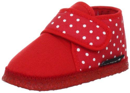 Nanga 06-0091, Chaussures basses bébé fille Rouge (Rot 20)