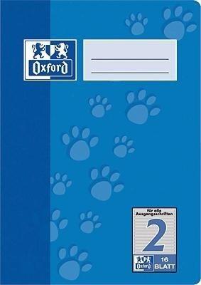 Oxford 100050407 - Cuaderno Azul