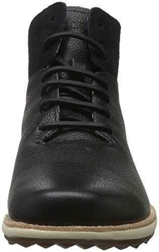 ohw? - Gatland, Sneakers alte Uomo Nero (Black date Palm)