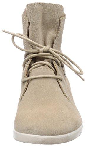 Tamaris 25216 Damen Chukka Boots Beige (Alpaca 417)