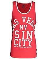 Soulstar MV Vigilant Mens Vest Top