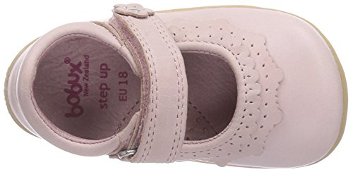 Bobux 460779 Mädchen Mary Jane Halbschuhe Pink (Rosa)