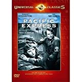 Union Pacific (1939) - Region 2 [aka Pacific Express] by Barbara Stanwyck
