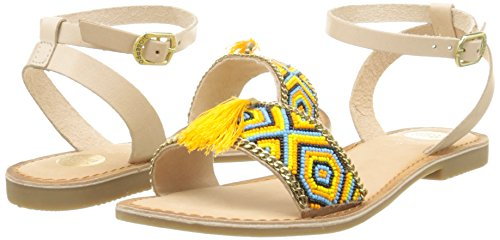 Gioseppo Comanche, Sandales Femme Jaune