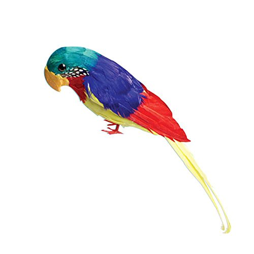 u.s Toy Company Feather Parrot Giocattolo, 30,5cm