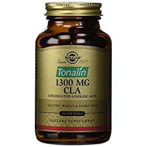 41ODlzTRysL. SS300  - Tonalin CLA 1300 mg - 60 softgels