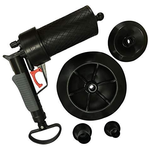 Abflussreiniger Pressluft Rohrreiniger 4 Bar Pressluft-Rohrreinigungspistole Rohrreinigung Abflusspumpe Rohrfrei Handpumpe