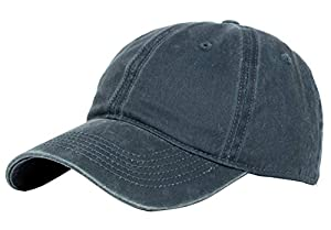 Fablcrew Herren Baseball Cap dunkelblau 55-59 cm