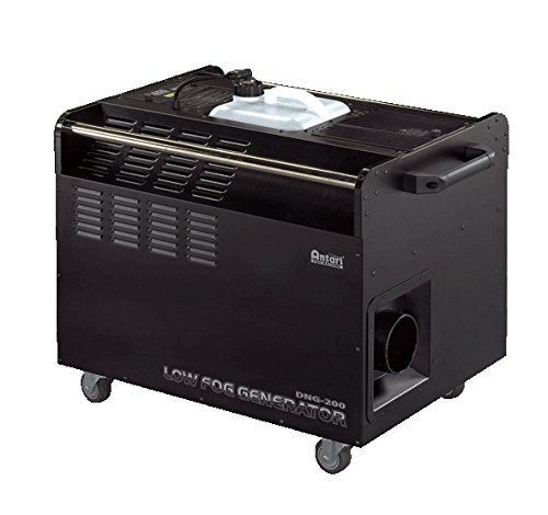 Antari DNG-Wasser 10L 4000W schwarz-Maschine Rauch (4000W, 100-240, 50-60, 120g, 607,80X 780x 686,30mm) -