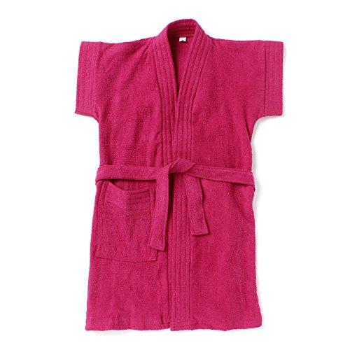 Pebbles Baby Pink Bath Robe