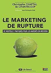 Le marketing de rupture : De nouvelles pratiques pour les marchés en mutation