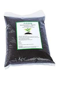 Forgreen Vermicompost - Organic - 1kg