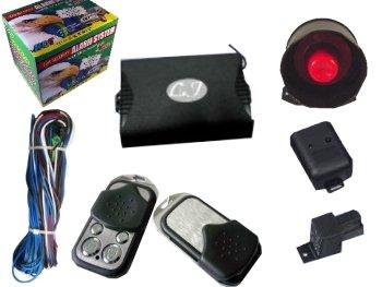 Preisvergleich Produktbild Fernbedienung Auto Alarm und Imobbiliser Neueste Version mit Anti Hijack