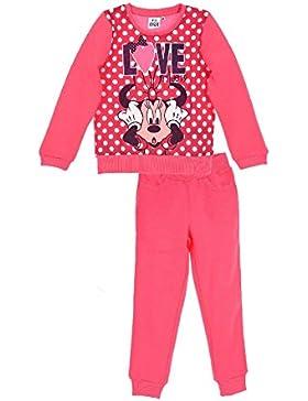 Chandal niña Minnie Disney color Rosa Talla 6