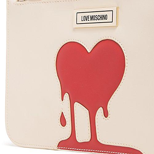 Love Moschino , Damen Henkeltasche Rot