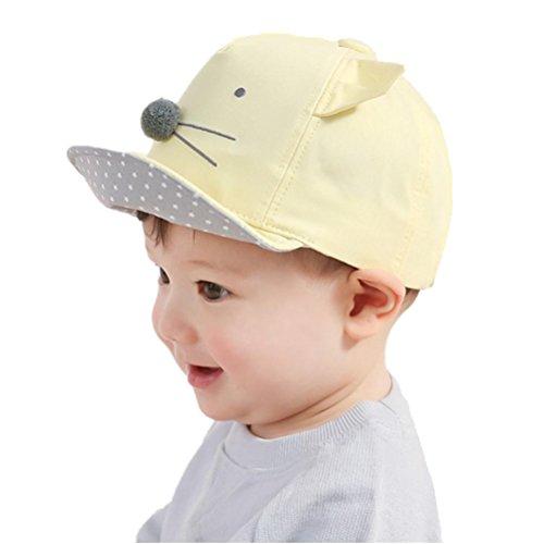 DOLDOA Baby Jungen Kinder Baseballmütze (Hund Kinder Australien Kostüm)