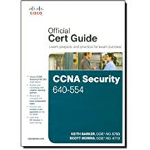 CCNA Security 640-554 Official Cert Guide by Keith Barker (2012-07-16)