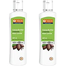 VLCC Cocoa Butter Hydrating Body Lotion Pack of 2