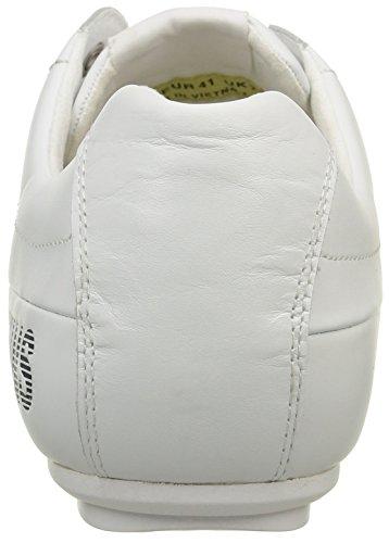Redskins Altoni, Baskets Basses Homme Blanc (Blanc/Marine)