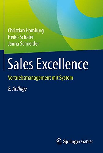 Sales Excellence: Vertriebsmanagement mit System