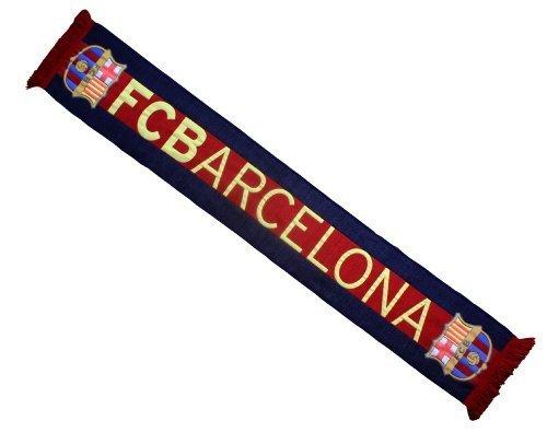 Echarpe Barça - Collection officielle - FC Barcelone Barcelona - Football Liga Espagne
