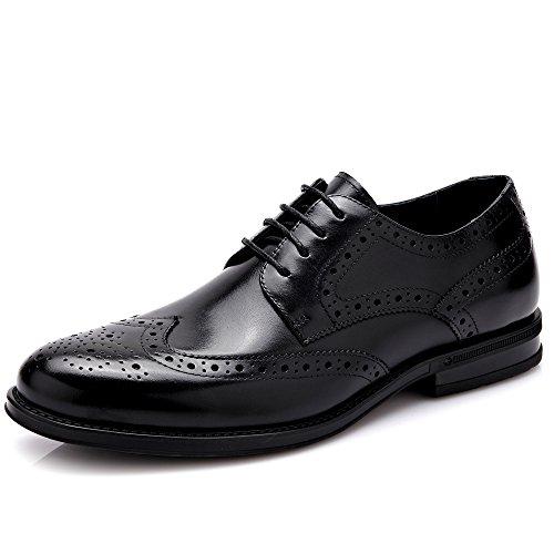 Desai Derby Chaussures de ville à lacets,Brogues Homme