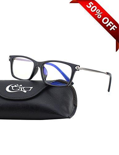 CGID-CT35-Gafas-Premium-con-Armazn-TR90-para-Proteccin-Contra-Luz-Azul-Anti-Fatiga-por-Deslumbramiento-Previene-Dolores-de-Cabeza-o-Fatiga-Visual-Gafas-Seguros-para-ComputadorasCelularesTabletas-Armaz