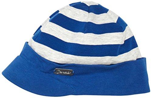 Sterntaler Schirmmütze - Bonnet - Garçon Bleu - Blau (blau 356)