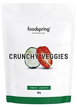foodspring Crunchy Veggies Tomate-Zucchini