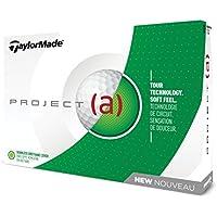 TaylorMade TM18 Proj(A) Stkr DZ Project (A) Golf Ball (Dozen)