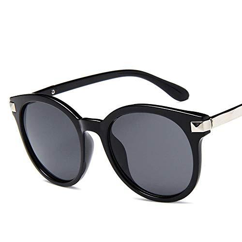Defect Damen Fashion Box Sonnenbrille polarisierte Sonnenbrille mit Visier uv-beständigen Sonnenbrille PC-Material
