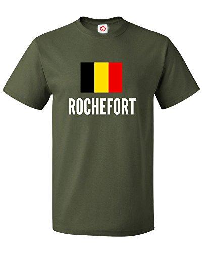 t-shirt-rochefort-city-green