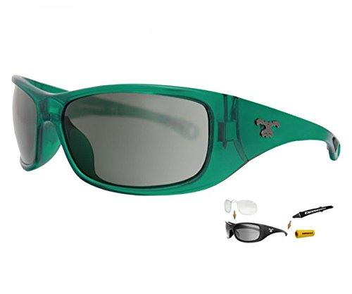 Triggernaut Dusk Sonnenbrille, Farbe: grün