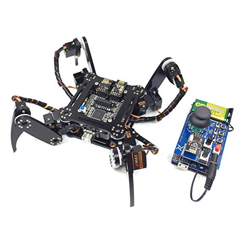 Freenove Quadruped Robot Kit with Remote Control