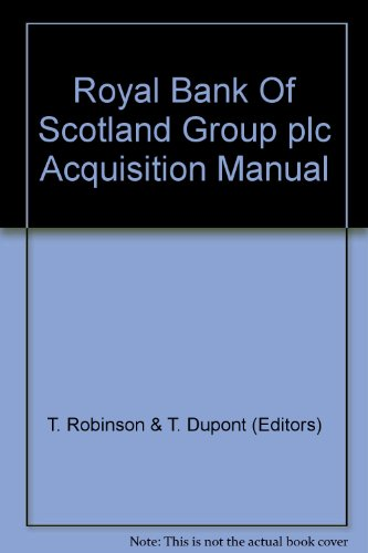 royal-bank-of-scotland-group-plc-acquisition-manual